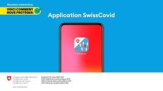 Vidéo explicative l'application SwissCovid screenshot 1