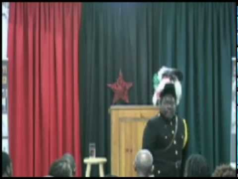 Marcus Garvey Presentation - African People