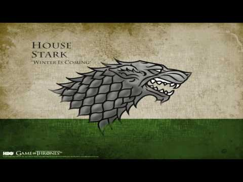 House Stark Theme (S1-S6) - Game of Thrones