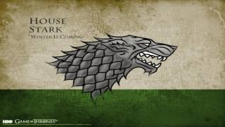 Repeat youtube video House Stark Theme (1-6)