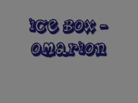 Ice Box - Omarion [Lyrics]
