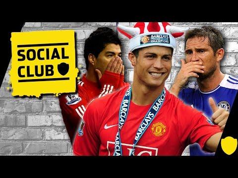 YOUR GREATEST EVER PREMIER LEAGUE XI | SOCIAL CLUB