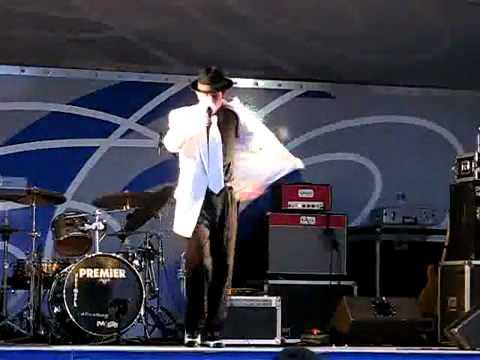 Greer Idol 2009  Nicholas Bishop Winner