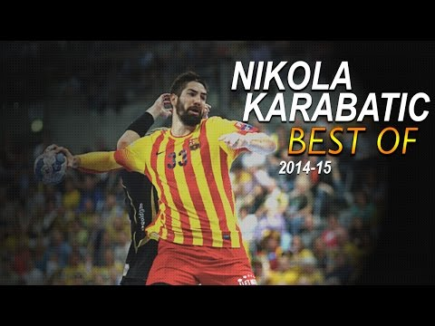 Best of Nikola Karabatic 2014-2015 ᴴᴰ