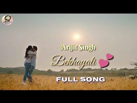 Download Arijit Singh Bekhayali Arijit Singh Version From Kabir