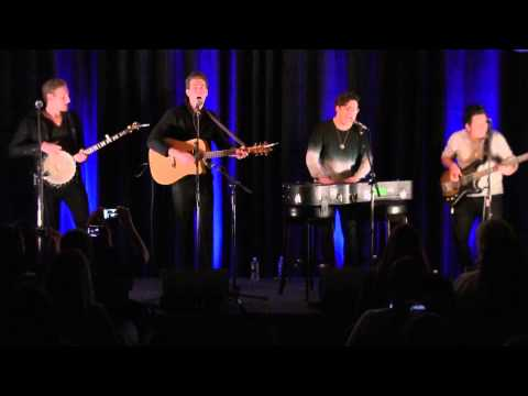"""FRESH 102.7  FM """"Up Close and Personal"""" with AMERICAN AUTHORS (Mercury/IDJMG)"""