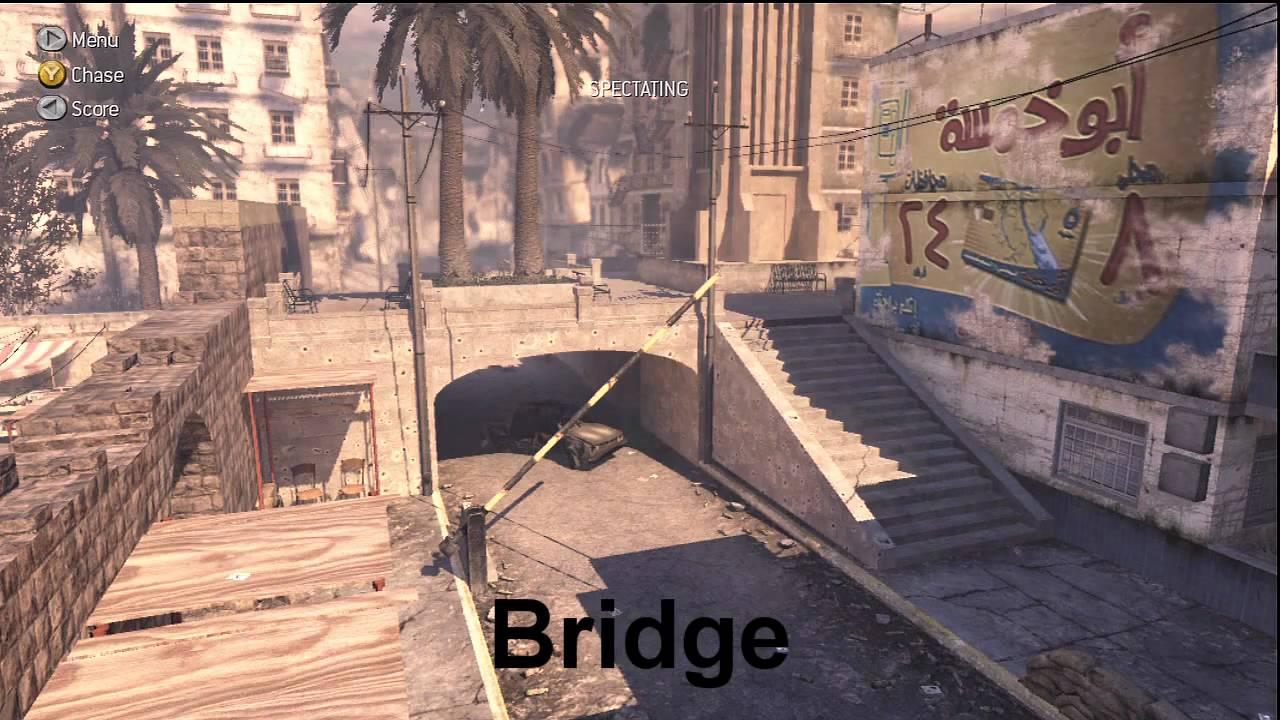Modern Warfare 2 Callouts: Karachi