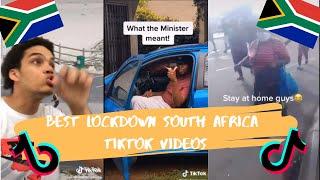 best lockdown south africa tiktok videos