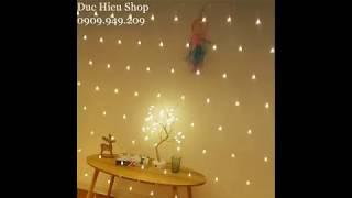 Đèn LED lưới trang trí 1m5 x 1m5