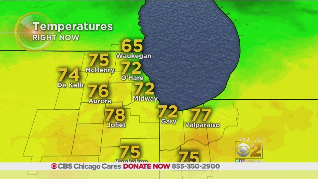 CBS 2 Weather Watch (Oct  5, 2017)