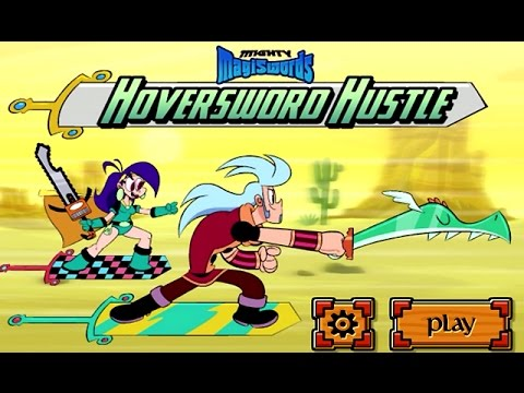 Mighty MagiSwords - Hoversword Hustle (Cartoon Network Games) from YouTube · Duration:  19 minutes 41 seconds