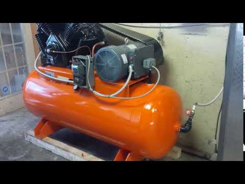 10hp-devilbiss-445-air-compressor-on-single-phase