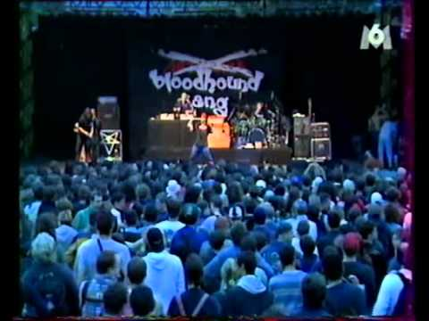 Bloodhound Gang Live at Eurockeennes de Belfort  France 1999