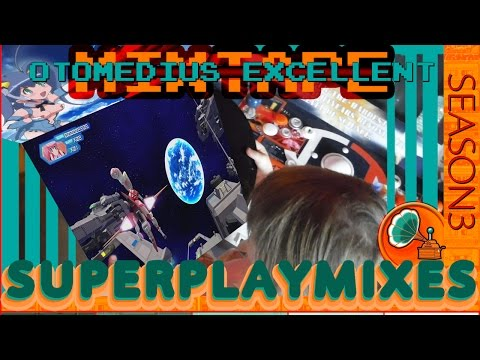 IF VIDEO GAMES HAD FILM SOUNDTRACKS 🎧 S3E9 OTOMEDIUS EXCELLENT Superplay Mix ☆One Life Clear☆