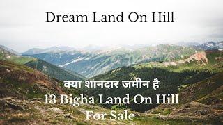 Buy Land In Kasauli Himachal Pradesh   On Road Location   Hilltop Property