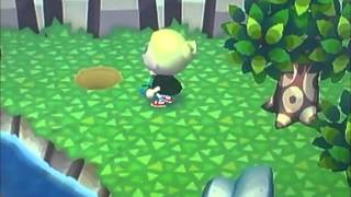 Animal Crossing - How to Get a Golden Shovel