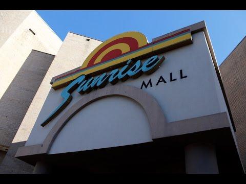 Bathroom Sign Texas Mall dead mall: sunrise mall in corpus christi tx - youtube