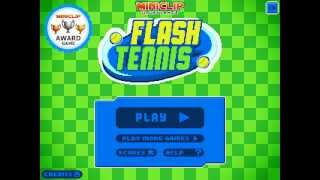 Miniclip: Flash Tennis