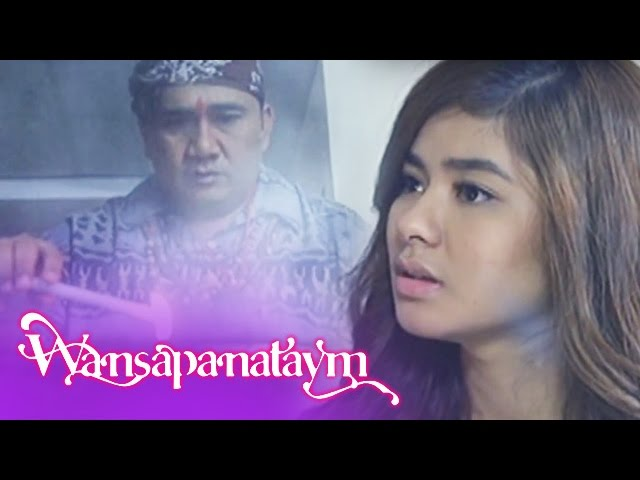 Wansapanataym: Curse in Goldie's hair?