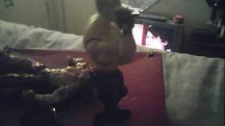 EWW wrestling toys