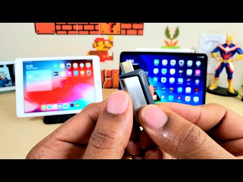 Sandisk Dual Drive USB-C Review for iPad Pro 11: Is it worth it???
