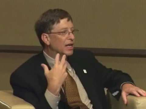 Bill Gates Interview What are the Keys to a Successful Job