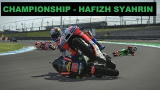 MotoGP 2018 MOD | #15 | MOTEGI | 15/18 | Hafizh Syahrin | Championship | Gameplay