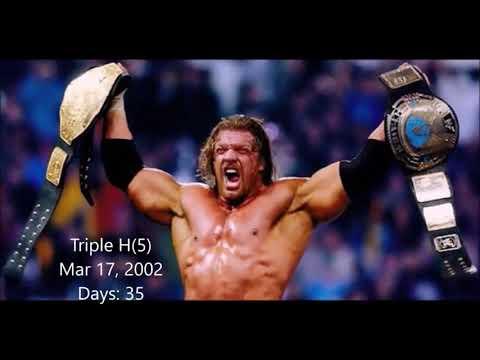 Every WWE Champion (1963-2019)