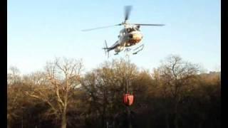 helicoptero apagafuegos