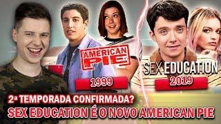 SEX EDUCATION: É O NOVO AMERICAN PIE? 2ª TEMPORADA CONFIRMADA? - 7 Segredos NÃO REVELADOS NA SÉRIE