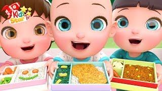 The Lunch Song | +More Nursery Rhymes and Kids Songs - Kids Star TV - تجميع أغاني الأطفال