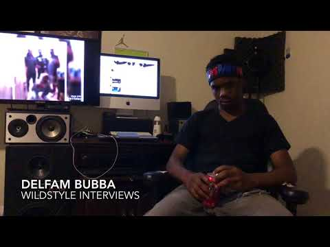Delfam Bubba on: Life in his shoes, Growing up, New music,&More