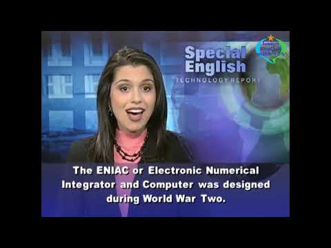 Learn English with VOA Special English - 2000 Years of Computing History at a Museum in California
