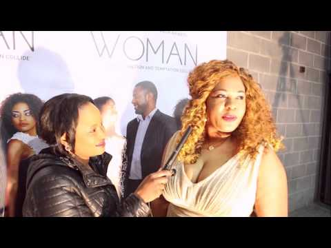 Woman Movie Premiere 2016 0DEON Cinema   LONDON