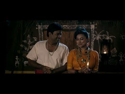 Chaandava Baharaat Song | Kuni Ghar Deta Ka Ghar | Bharat Jadhav | Kranti Redkar