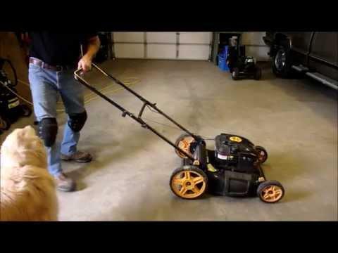 Repairing a non-running Poulan Pro Mower