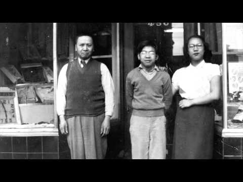 Where Are We in the World? - Chinatown 唐人街 In the Making of Vancouver