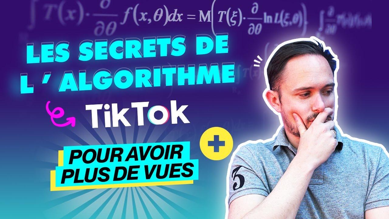 Download Connaître l'ALGORITHME TIK TOK pour booster ton compte