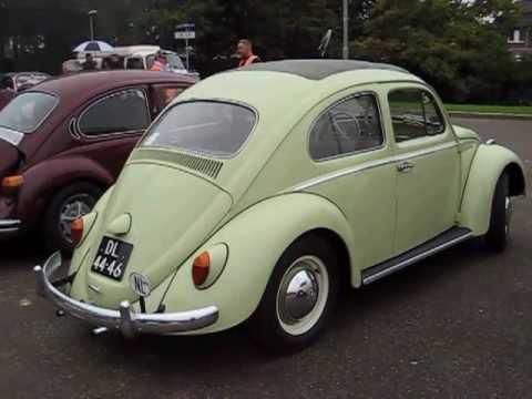 1962 vw beetle ragtop @ vijlen 2010