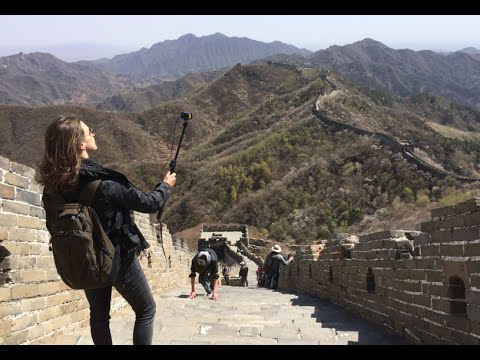 #3k Beijing Great Wall Chinesische Mauer