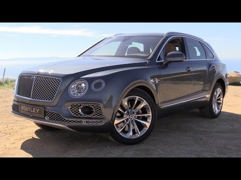 BENTLY BENTYGA