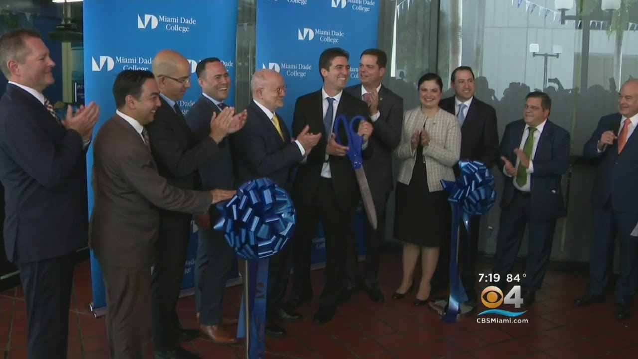 New Cybersecurity Center Opens At Miami-Dade College
