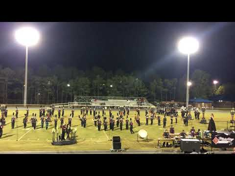 Carolina Forest High School Marching Band 2018