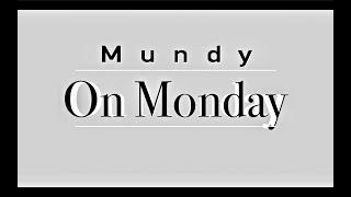 Mundy On Monday 2001: A SPACE ODYSSEY