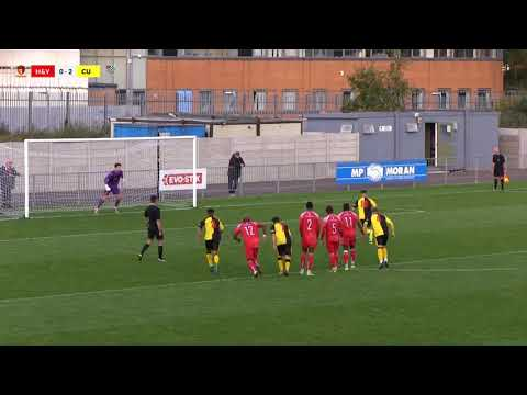 Hayes & Yeading v Chesham Utd - 28th Oct 2017