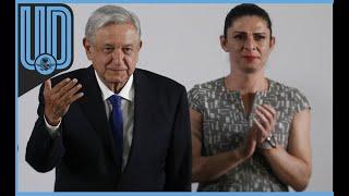 "El presidente Andrés Manuel afirmó que ""si se comprueba no se va proteger a nadie"""