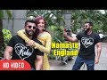 Arjun Kapoor and Parineeti Chopra Spotted Promoting | Namaste England