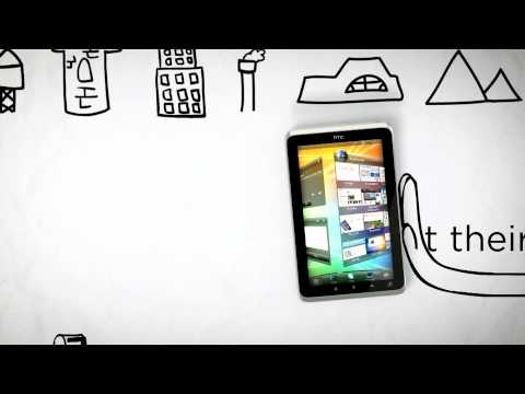 HTC Flyer - First Look