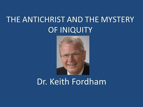 Antichrist and the mystery of Iniquity