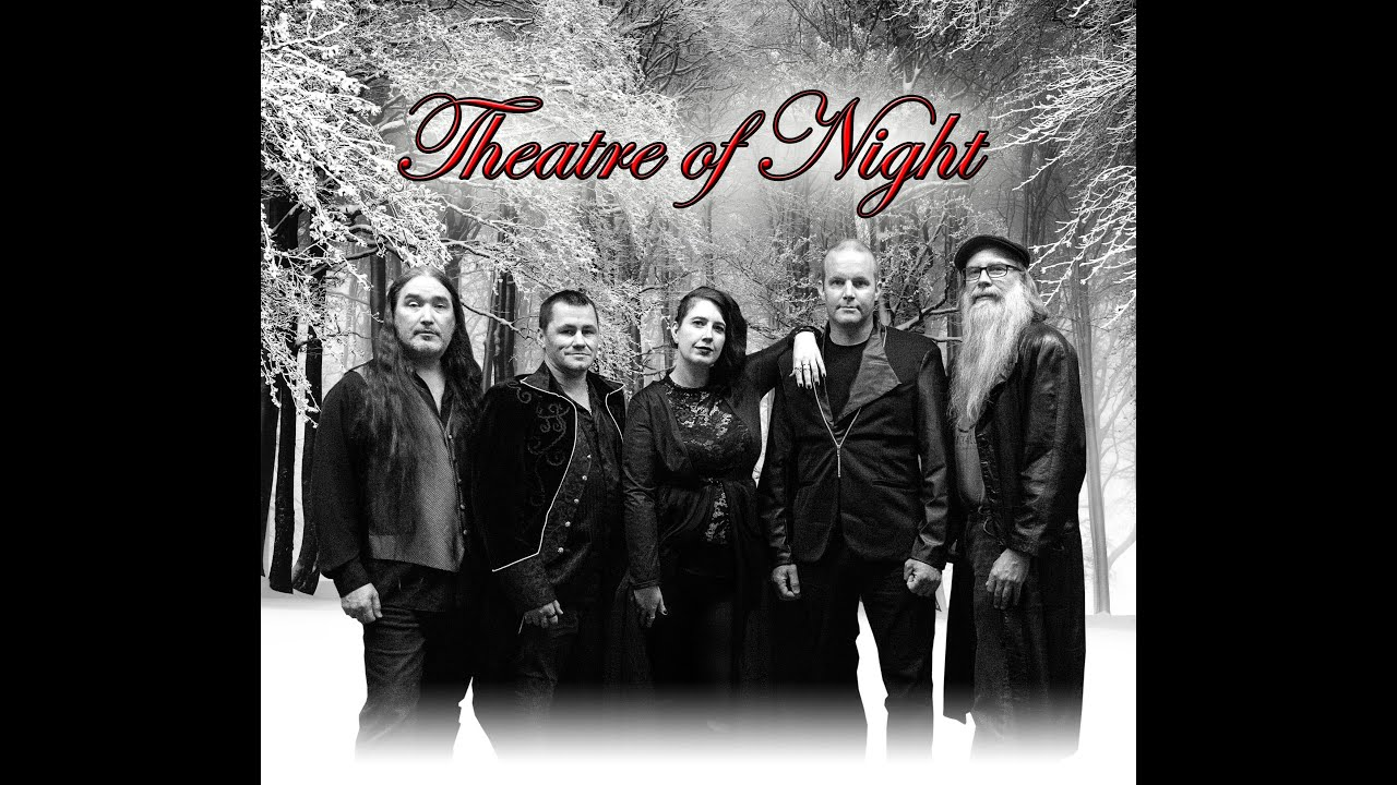 Epic Christmas metal music tour  -Theatre of Night